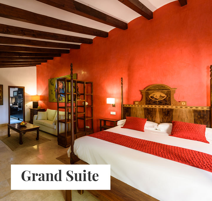 grand suite hotel son grec