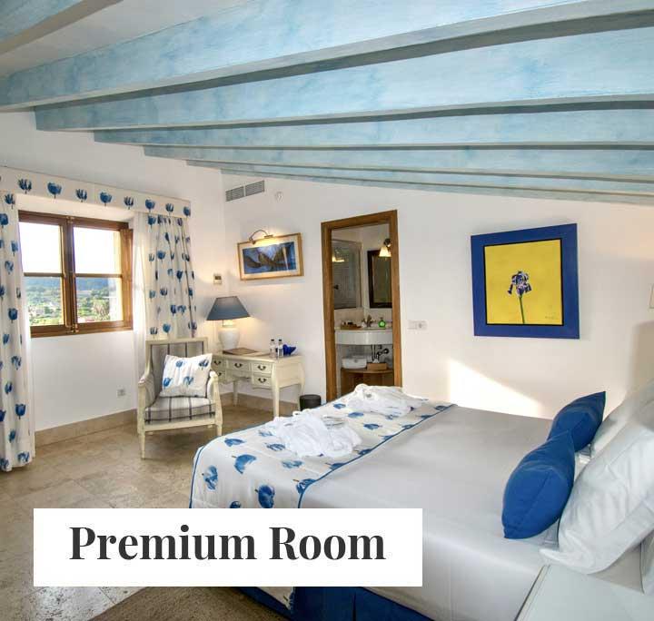 premium room hotel son grec